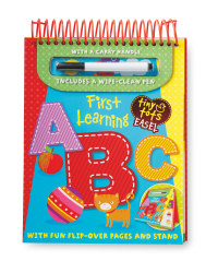 Tiny Tots ABC Easel Book