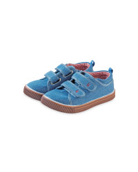 Toddler Boy's Canvas Shoes