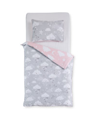 Clouds Toddler Duvet Set