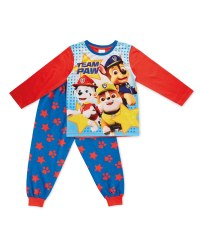 Toddler Paw Patrol Blue Pyjamas