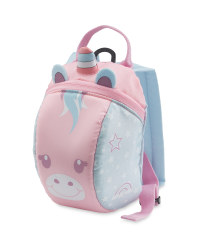 Toddler Unicorn Backpack With Reins