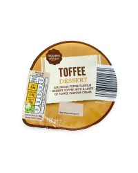 Toffee Dessert