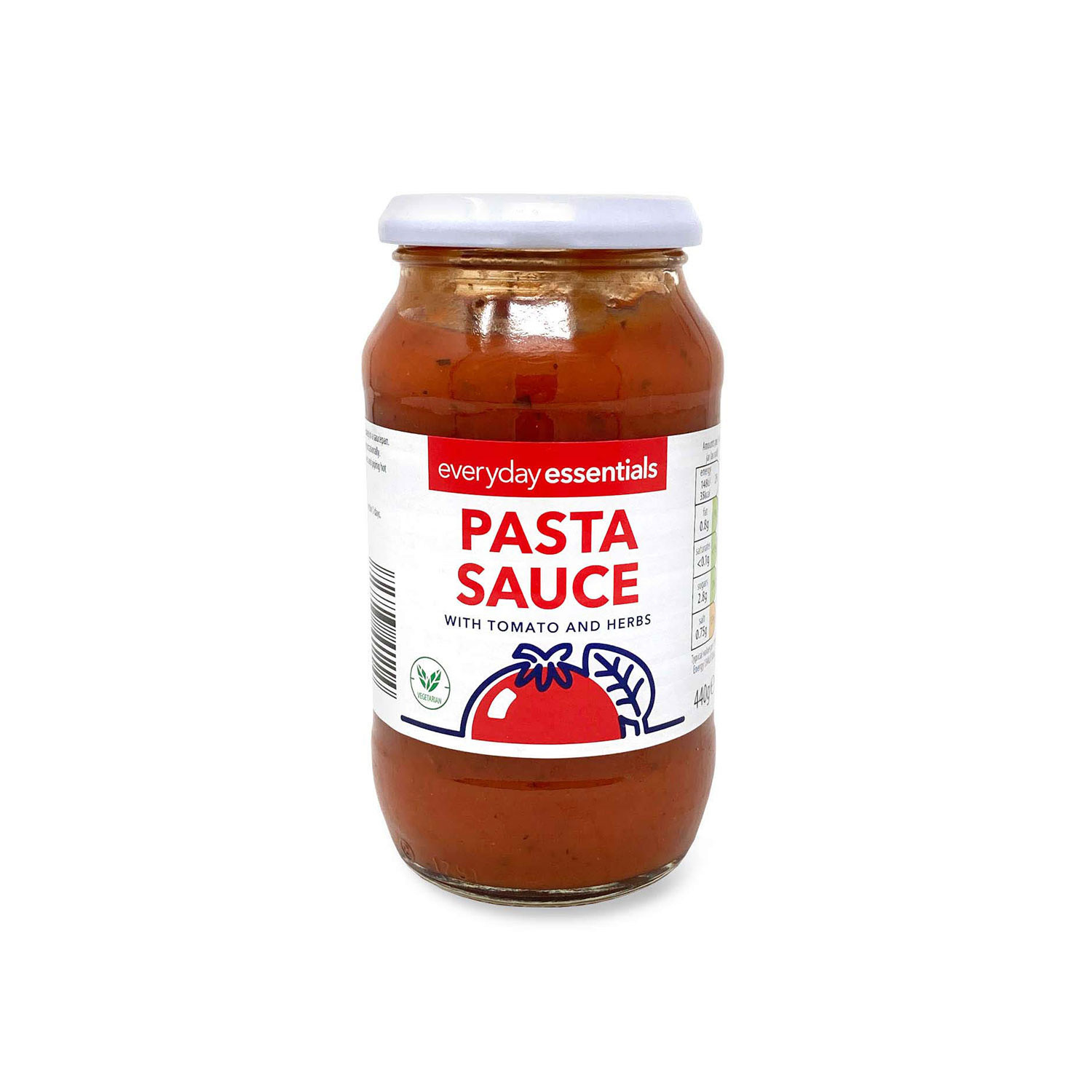 Pasta Sauce With Tomato And Herbs