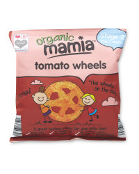 Mamia Tomato Wheels Snack