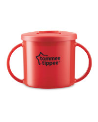 Tommee Tippee My First Sippy Cup - Red