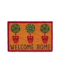Welcome Home Coir Mat