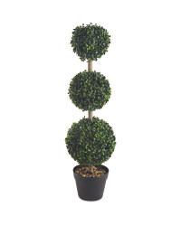 Gardenline Topiary Trio Ball Tree