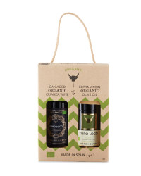 Toro Loco Wine & Olive Oil Gift Set