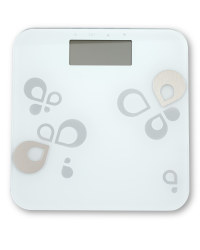 Touch Panel Body Fat Scale