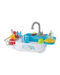 Little Town Toy Kitchen Sink