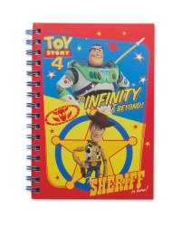 Toy Story 4 Notebook