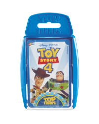 Toy Story 4 Top Trumps