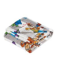 Toy Story Blanket