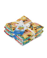 Toy Story Fat Quarters 10 pack