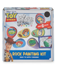Toy Story Rock Painting Kit