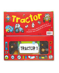 Tractor Convertible Book