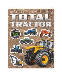 Tractor Sticker Book