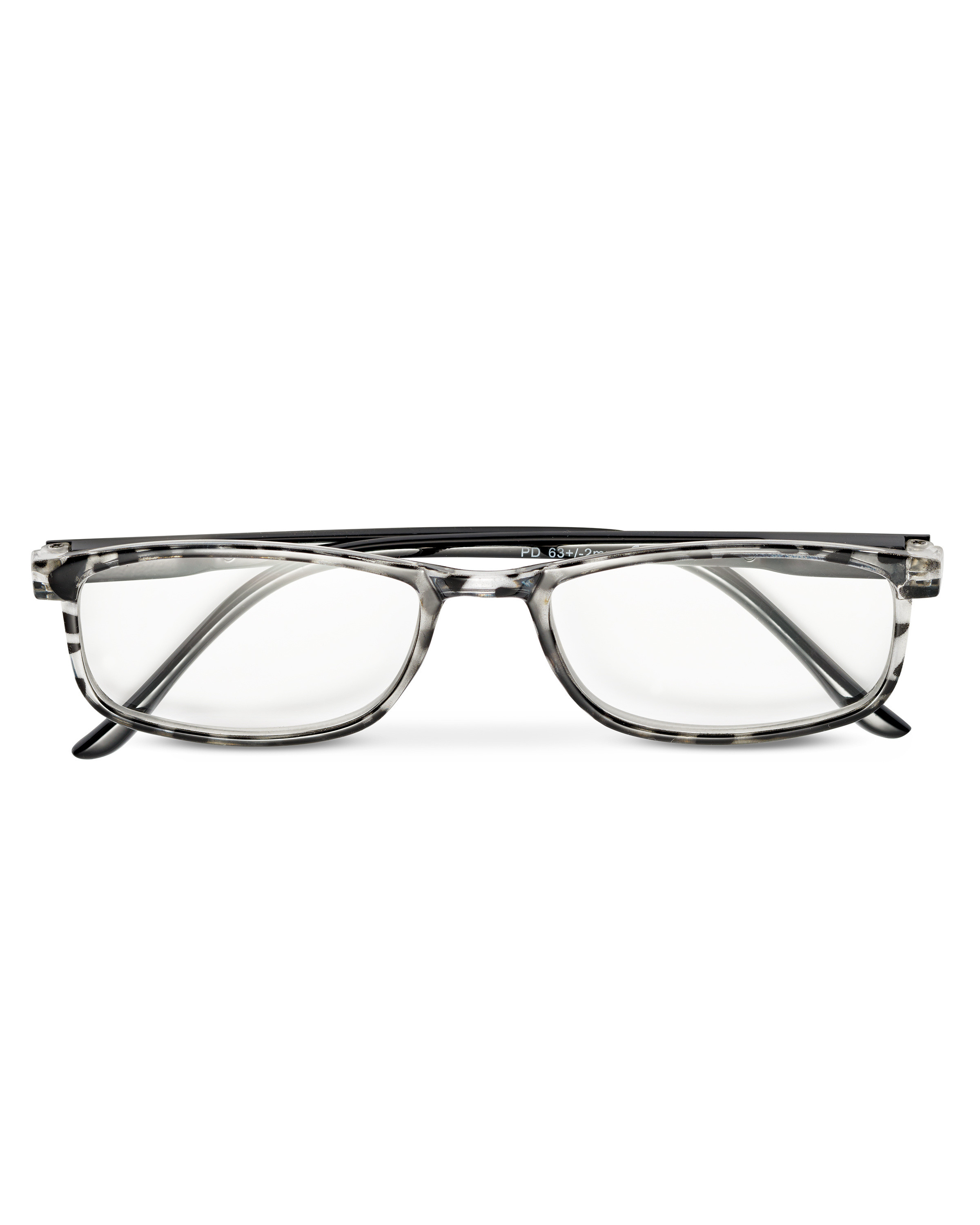 Black/White Reading Glasses
