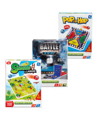 Travel Game 3 Pack