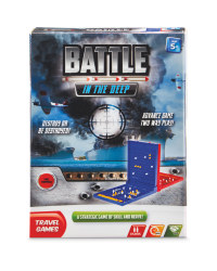 Battle In The Deep Travel Game