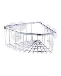 Triangle Shower Basket