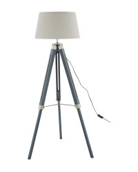 Kirkton House Tripod Floor Light - Grey