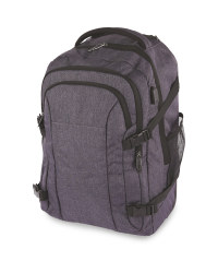 Avenue Trolley Backpack - Black