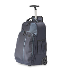 Trolley Backpack - Blue