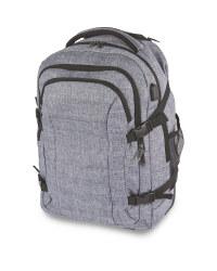 Avenue Trolley Backpack - Grey