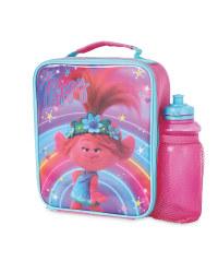 Trolls Lunchbag And Bottle