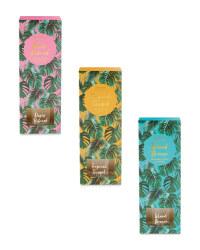 Tropical Reed Diffuser Set
