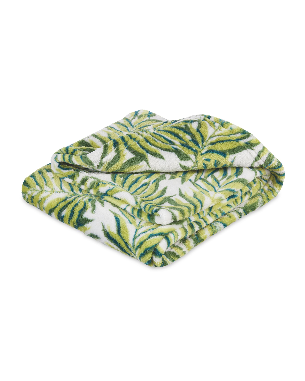 Tropical Soft Pet Blanket