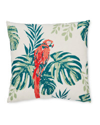 Kirkton House Parrot Cushion