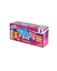 Tube It's Fromage Frais Yogurt 9pack