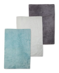 Tufted Luxury Bath Mat