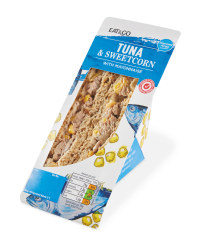 Tuna & Sweetcorn Sandwich