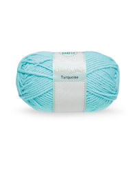 So Crafty Turquiose Chunky Yarn