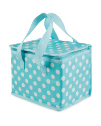 Turquoise Spot Lunchbag