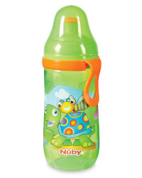 Nuby Turtle Pop-Up Sipper