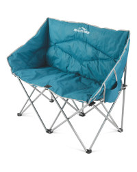 Adventuridge Twin Camping Chair - Blue