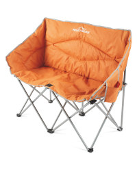 Adventuridge Twin Camping Chair - Orange