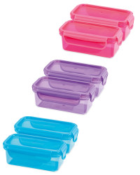 Twin Snack Container