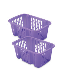 Big Basket - 2 Pack - Violet