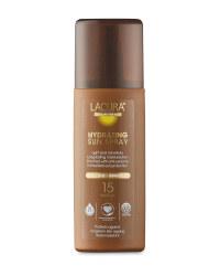 Lacura Hydrating Sun Spray SPF15