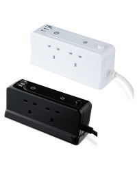 USB Surge Protected Power Block