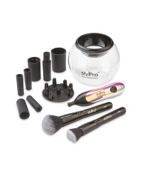 Stylpro Make Up Brush Care Set Pearl