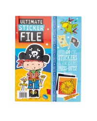 Ultimate Sticker File Pirate