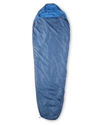 Ultra Light Left-Zip Sleeping Bag - Blue