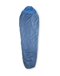 Ultra Light Right-Zip Sleeping Bag - Blue