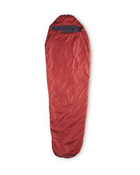 Ultra Light Right-Zip Sleeping Bag - Red